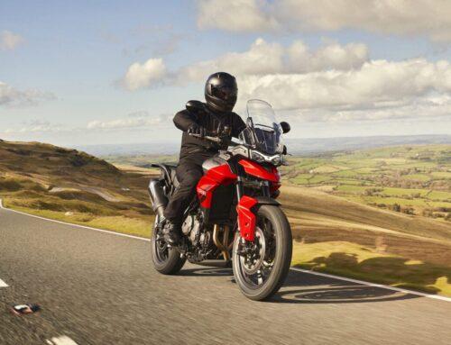 Triumph's Tiger 850 Sport promises accessible adventures