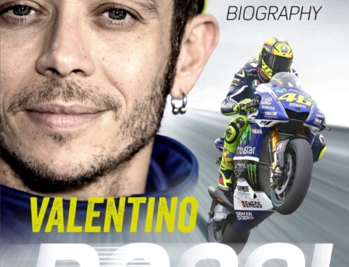 TOP READ: Valentino Rossi – The Definitive Biography