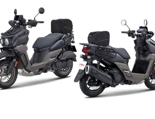 Yamaha new BW's 125 trail scooter for 2021
