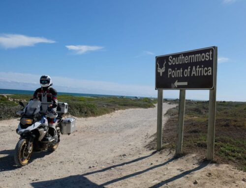 South Africa tour, day 9: To the southernmost tip of Africa