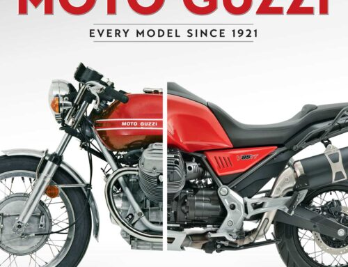A century of Moto Guzzi – the ultimate guide of all its models