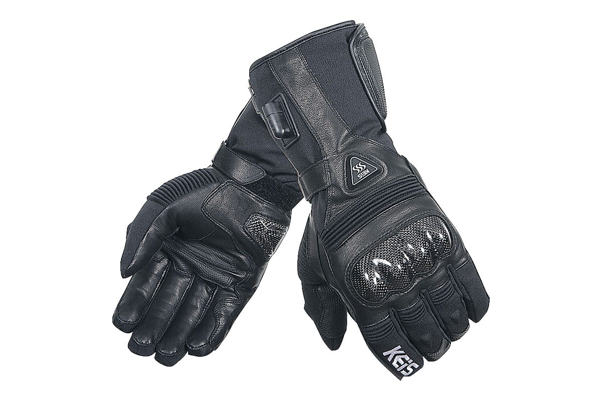 Keis heated gloves