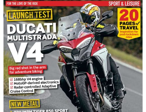 PREVIEW: January issue of Motorcycle Sport & Leisure
