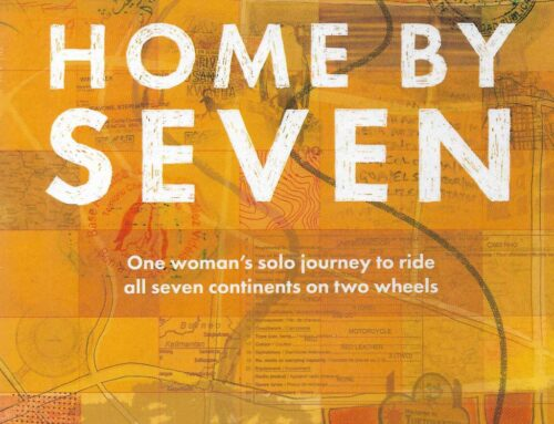 Home By Seven – Powerful and honest two-wheel memoir