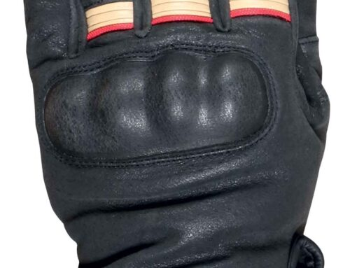 PRODUCT: Weise Detroit motorcycle gloves