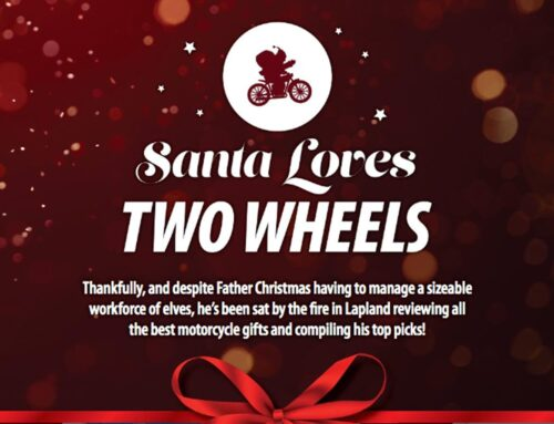 Christmas gift guide for motorcycle enthusiasts launched