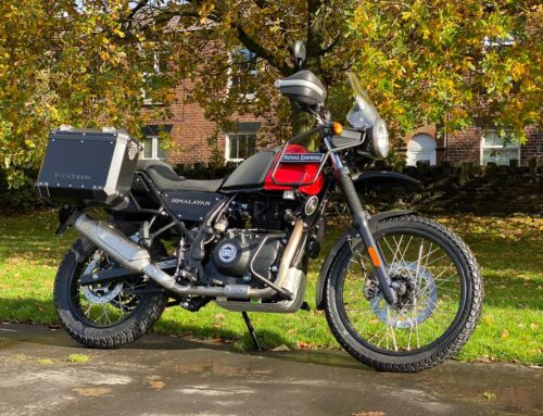Royal Enfield release special edition Himalayan