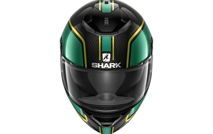 Spartan Carbon helmet
