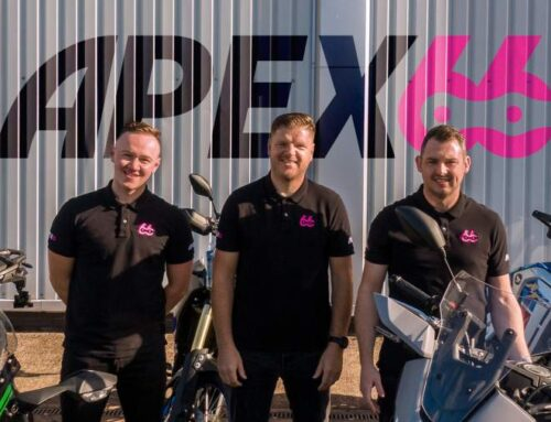 Apex 66: Motorcyclist wins brand new Yamaha Tracer 700 for £8.95