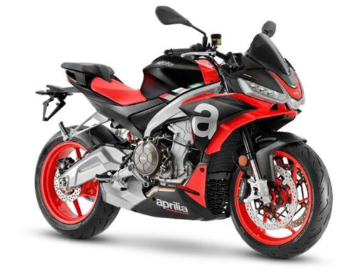 Aprilia Tuono 660 revealed: full specs, photos and price