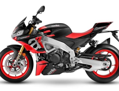 Aprilia unveil 2021 Tuono V4 and V4 Factory