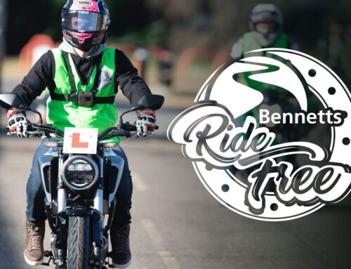 Win a free CBT with Bennetts' Ride Free campaign