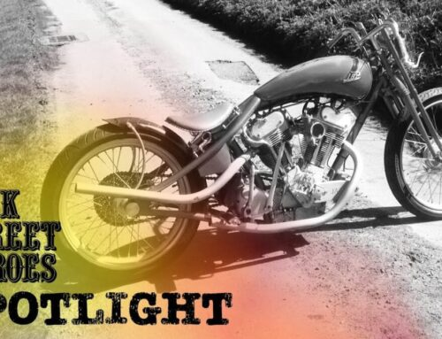 Brough Superior Bobber | Custom Motorcycles | Back Street Heroes Spotlight