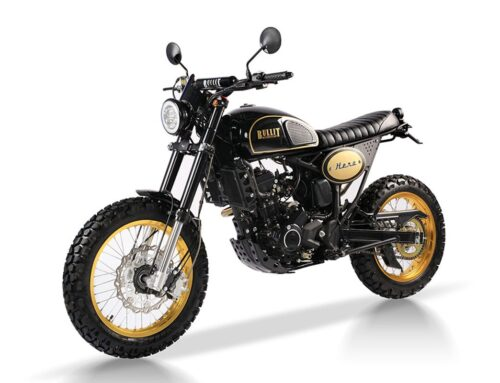 Bullit Motorcycles unveil scrambler-style Hero 250 for 2021
