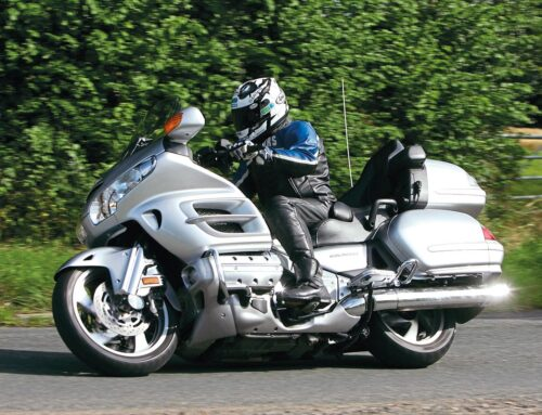 COLUMN: Choosing the perfect motorcycle riding position
