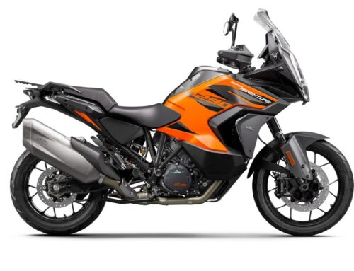 KTM 1290 Super Adventure gets tech updates for 2021
