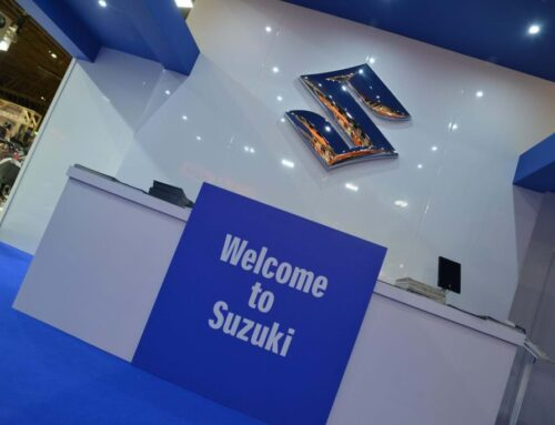 Suzuki to hold global motorcycle virtual event on February 5