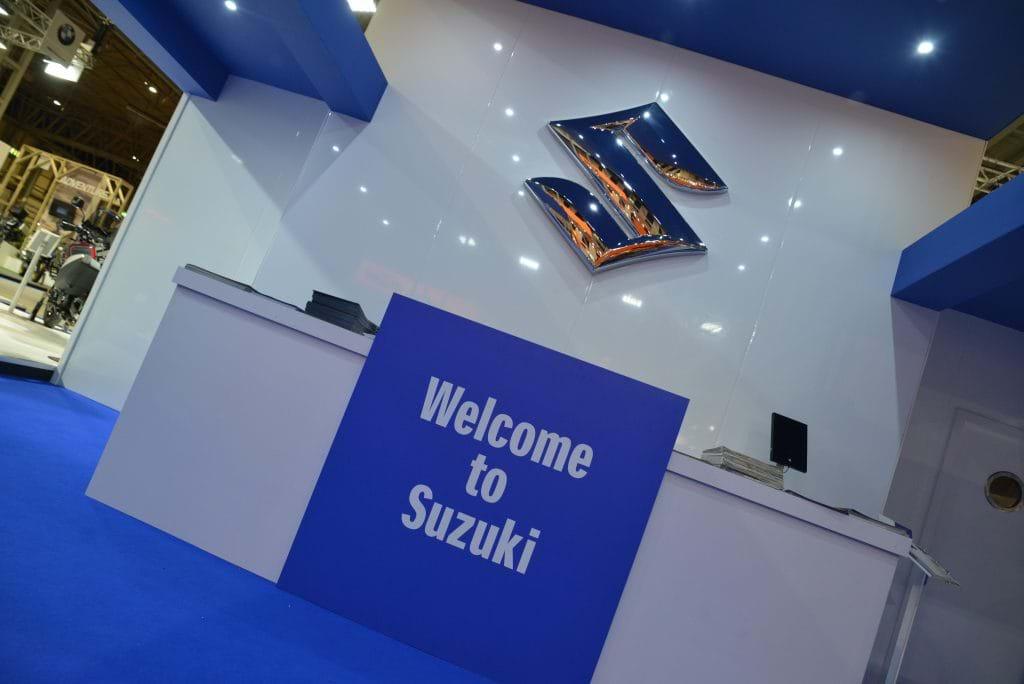 Motorcycle Live: Suzuki