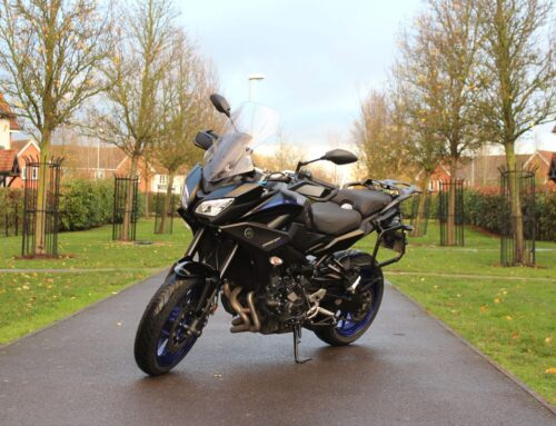 Yamaha Tracer 900: Review and road test