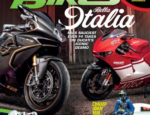 PREVIEW: March issue of Fast Bikes magazine