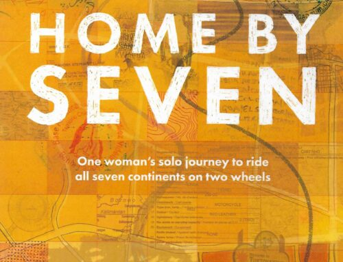 Home By Seven – All seven continents on two wheels