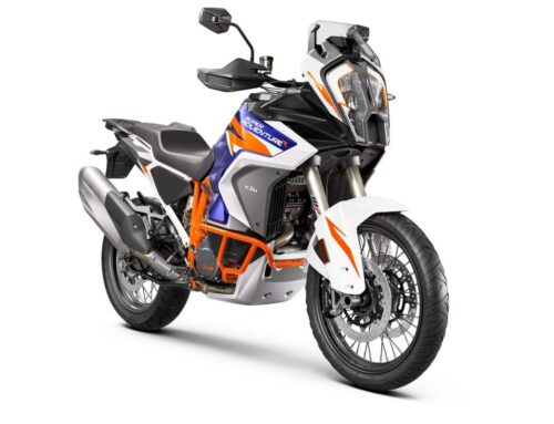 KTM reveal all-new 1290 Super Adventure R