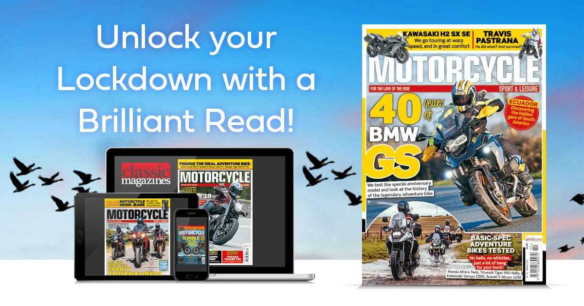 Motorcycle Sport & Leisure subscription offer
