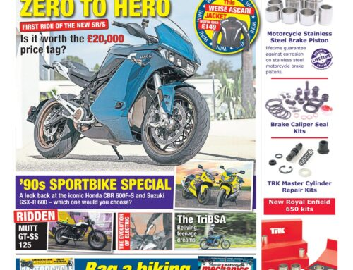 PREVIEW: Inside the February issue of MoreBikes