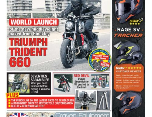 PREVIEW: March issue of MoreBikes newspaper