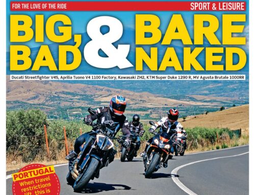 PREVIEW: March issue of Motorcycle Sport & Leisure