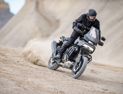 Harley-Davidson reveal new Pan America