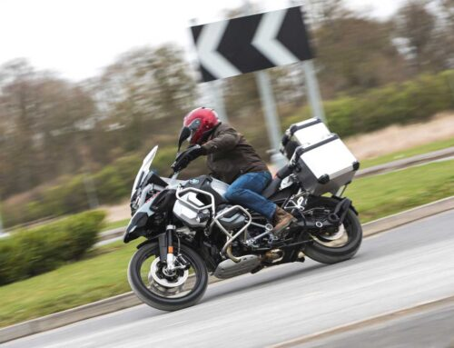 BMW R1250GS Adventure TE: Long-term review – part 3