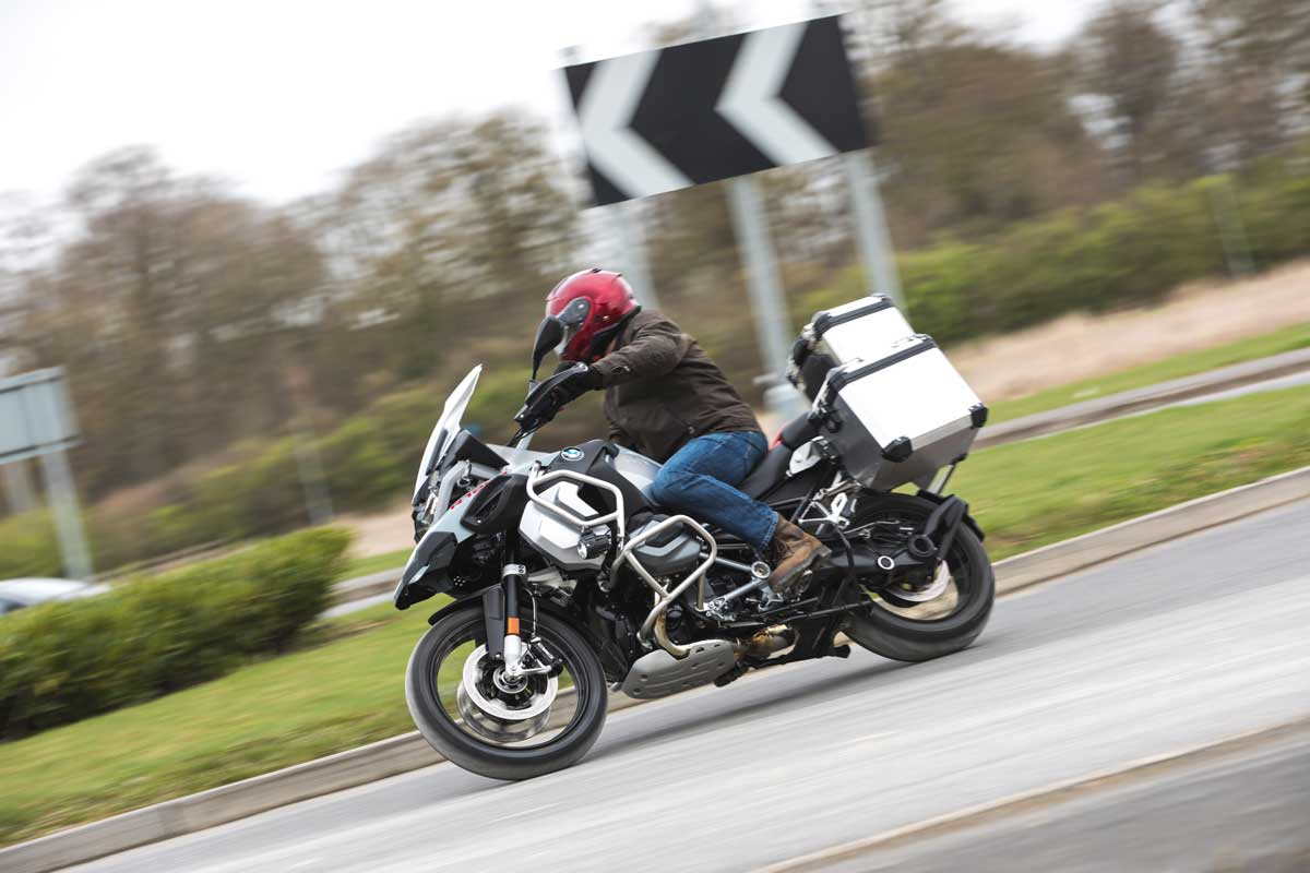 BMW R1250GS Adventure TE