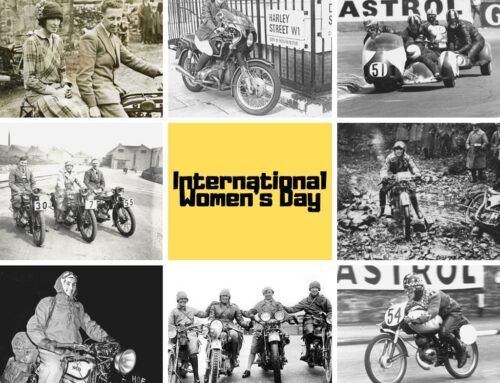 International Women's Day: Celebrating women in motorcycling