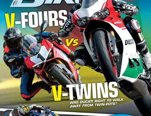 PREVIEW: April issue of Fast Bikes magazine