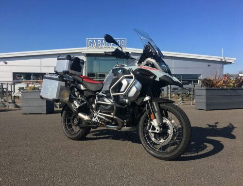 BMW R1250GS Adventure TE: Road test & review