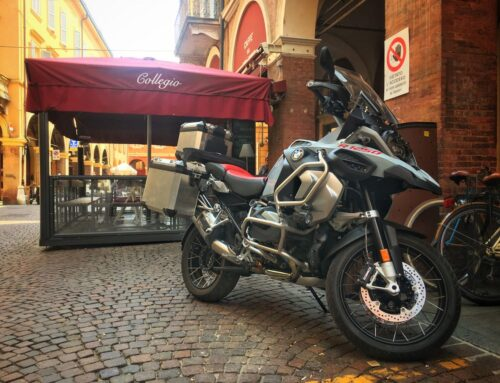 BMW R1250GS Adventure TE: Long-term review – part 4