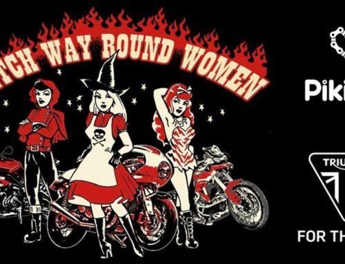 Motorbike Women hit £50k in International Women's Day fundraiser