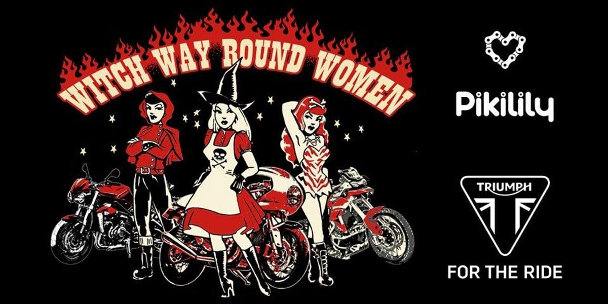 Motorbike Women