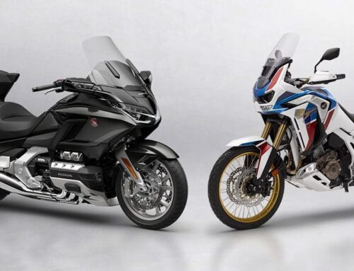 Honda reveals finance campaign for Halo Gold Wing, Africa Twin and Fireblade Models