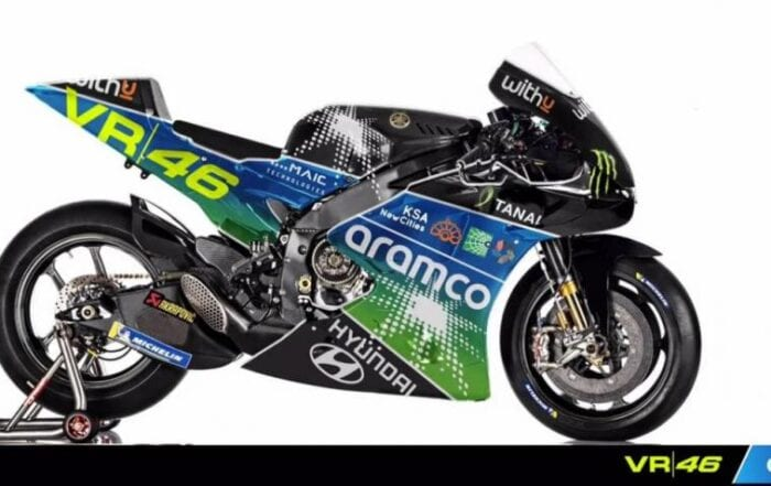 IT'S OFFICIAL! Valentino Rossi's VR46 team is heading to MotoGP