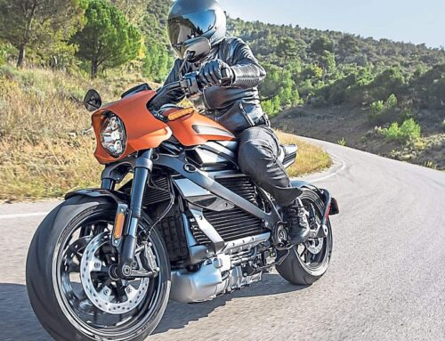Harley-Davidson commits to electric motorcycle future