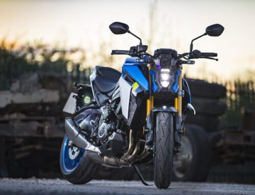 Suzuki updates its big naked GSX-S1000
