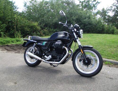 USED BIKE RIDE: Moto Guzzi V7 III Special