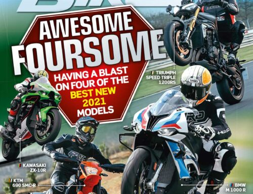 PREVIEW: Inside July issue of Fast Bikes magazine