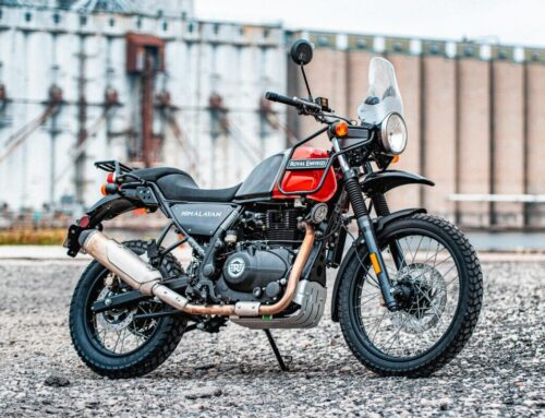 The BIG Himalayan could (finally) be coming from Royal Enfield