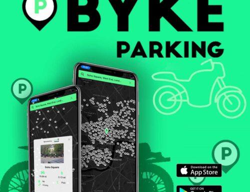 BykeParking – why has it taken so long?