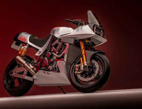 Team Classic Suzuki unveils Katana build based on WSB GSX-R1000