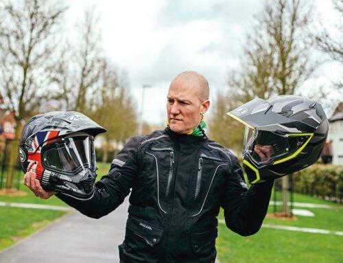 Adventure helmets – head to head